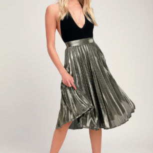 https://www.lulus.com/products/star-shine-gold-pleated-midi-skirt/682502.html